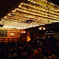 Photo taken at Hometown Bar-B-Que by Frederic B. on 4/26/2015