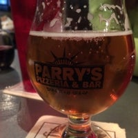 Photo taken at Parry's Pizzeria & Bar by Steven D. on 5/7/2016