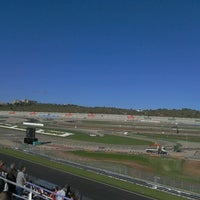 Photo taken at Circuit de la Comunitat Valenciana Ricardo Tormo by Seannica on 9/30/2012