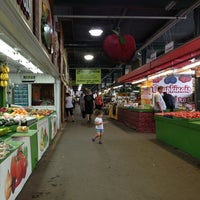 Photo taken at Marché des Jardiniers by Pattamaporn A. on 6/29/2013