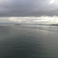 Photo taken at San Francisco Bay by Rob H. on 10/24/2012