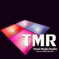 Photo taken at TMR.Rocks radio studios by Rob H. on 11/22/2014