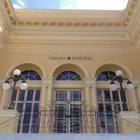 Photo taken at Camara Municipal De Curitiba by Júlio César O. on 11/14/2012