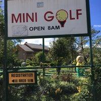 Photo taken at Mini Golf by Maan N. on 12/12/2016