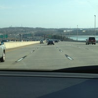 Photo taken at Driscoll Bridge by Christopher on 3/10/2013