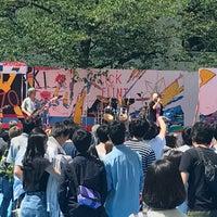 Photo taken at 麻布学園 麻布中学校・高等学校 by 計三 高. on 5/4/2017