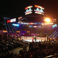 Photo taken at Los Angeles Memorial Sports Arena by Moustafa H. on 12/16/2012
