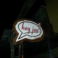 Photo taken at Hey Joe! by Gabo M. on 11/24/2012