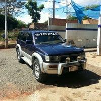 Photo taken at lavadero car wash by Rodrigo G. on 10/4/2016