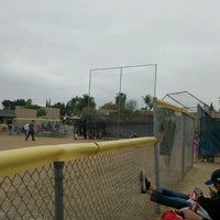 Photo taken at Heritage Field by Sean F. on 4/13/2013