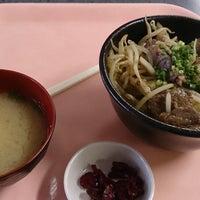 Photo taken at 大食堂ホルン by かず や. on 3/20/2014