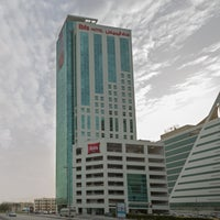 Photo taken at Hotel Ibis Seef Manama by Hotel Ibis Seef Manama on 3/15/2015