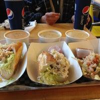 Foto tirada no(a) Pike Place Chowder por JoJo P. em 11/16/2012