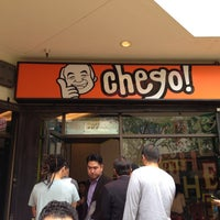 Photo taken at Chego! by JoJo P. on 5/8/2013
