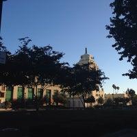 Photo taken at Van Nuys City Hall by JoJo P. on 10/17/2013