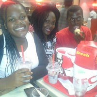 Photo taken at kfc Acacia Mall. by Patricia Williams N. on 6/9/2015
