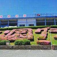 Photo taken at 蒲郡野球場 by Masahiro on 5/28/2017