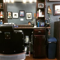 Photo taken at Bedford Barbers by Louis Q. on 3/22/2015