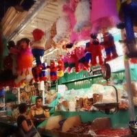 Photo taken at Mercado Melchor Ocampo by Jose Luis C. on 7/27/2015
