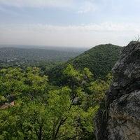 Photo taken at Tündér-szikla by Julianna S. on 4/30/2018