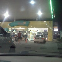 Photo taken at Petronas by ZieLa S. on 12/7/2013