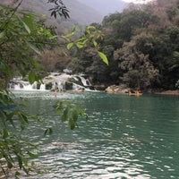 Photo taken at Cascadas de Micos by LaLo S. on 2/4/2017