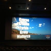 Photo taken at Fønix Kino by Khate H. on 5/7/2013