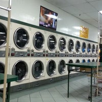 Photo taken at Super Clean Laundromant by Scruff L. on 12/17/2012
