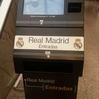 Photo taken at Oficinas de Presidencia Estadio Santiago Bernabéu by Muhammad Yamin Y. on 1/6/2015