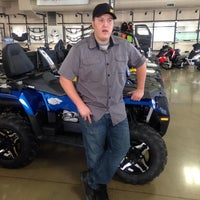 Photo taken at Cannon Powersports by jim m. on 1/30/2016