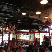 Photo taken at Quaker Steak & Lube by Shane F. on 5/11/2013