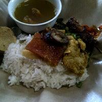 Photo taken at Warung Makan Bali Bima Kroda by nathania on 12/12/2012