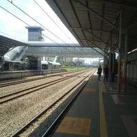 Photo taken at KTM Line - Serdang Station (KB05) by Stanley T. on 5/7/2013