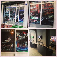Photo taken at AMG Playstation Cafe by Ahmet P. on 7/28/2013