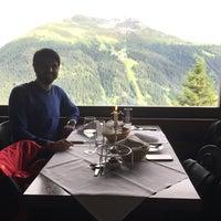 Photo taken at Schatzalp Panorama Restaurant by Cem D. on 6/30/2017