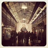 Photo taken at Chelsea Market by Rocío H. on 1/20/2013