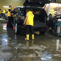 Photo taken at Car Wax by Cem C. on 4/15/2016