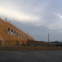 Photo taken at Izamal by Romana L. on 7/25/2018