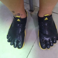 Photo taken at Adidas Outlet Store by Vanessinha on 12/15/2013