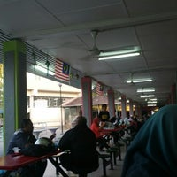 Photo taken at Gelugor Market Food Court by Riza M. on 11/13/2012