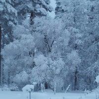 Photo taken at Rauhamesta by Eija M. on 3/24/2013