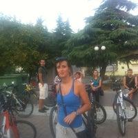 Photo taken at Polyanthos by Alexandros P. on 9/19/2012