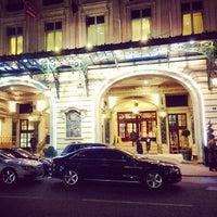 Photo taken at InterContinental Paris Le Grand Hôtel by Erik S. on 2/8/2013