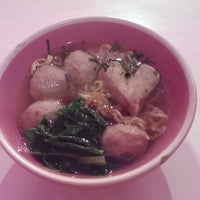 Photo taken at Bakso Cinta by Margaretha Swanny P. on 12/7/2013