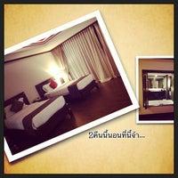 Photo taken at Nora Buri Resort & Spa by matapon k. on 3/8/2013