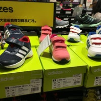 Photo taken at adidas FACTORY OUTLET by Yasuhiko M. on 5/8/2016