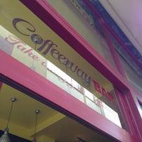 Photo taken at Coffeeway by Polyvios N. on 4/2/2013