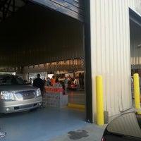 Photo taken at Birmingham Auto Auction by AllCourtSport on 8/22/2014