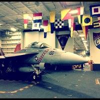 Photo taken at Changi Naval Base by Eric J. on 6/29/2014