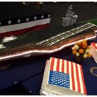 Photo taken at Changi Naval Base by Eric J. on 10/2/2014